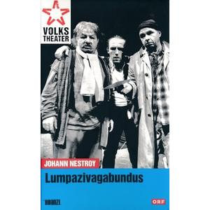 Nestroy, Johann - Lumpazivagabundus - 1 DVD