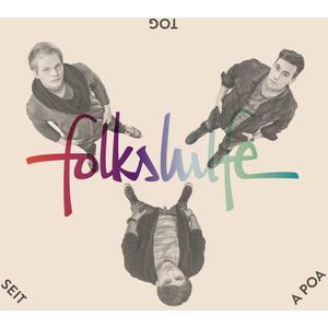 Folkshilfe - Seit A Poa Tog - 1 CD Maxi
