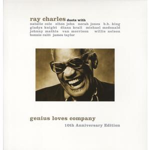 Charles, Ray - Genius Loves Company (10th Anniversary Deluxe Edt.) - 2 LP