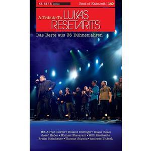 Resetarits, Lukas - # 140: Tribute To Lukas Resetarits: Das Beste aus 30 Bühnenjahren - 2 DVD