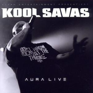 Kool Savas - Aura Live - 2 CD+DVD