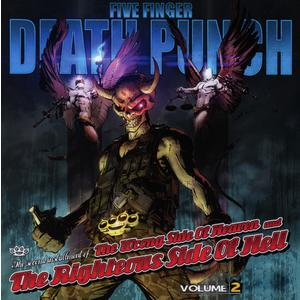 Five Finger Death Punch - Wrong Side Of Heaven And The Righteous Side Of Hell - 1 CD