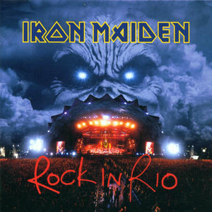 Iron Maiden - Rock In Rio - Live - 2 CD