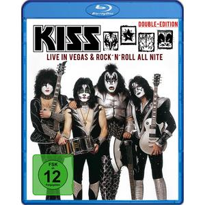 Kiss - Live In Las Vegas & Rock 'N' Roll All Nite - 1 BR