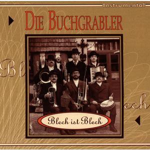 Buchgrabler, Die - Blech Ist Blech - 1 CD