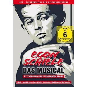 Neugebauer / Schuster / Various - Egon Schiele - Das Musical - 1 DVD