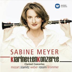 Meyer, Sabine / Various - Klarinettenkonzerte - 5 CD