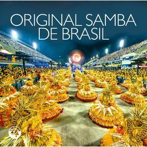 Various - Original Samba De Brasil - 1 CD