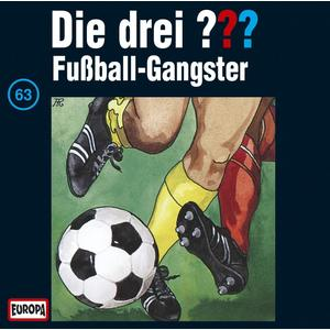 Drei ???, Die - 063 / Fussball-Gangster - 1 CD