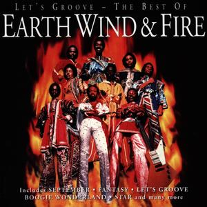 Earth, Wind & Fire - Let's Groove - 1 CD