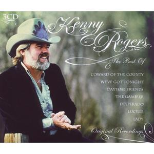 Rogers, Kenny - The Best Of - 3 CD