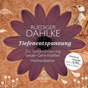 Dahlke, Rüdiger - Tiefenentspannung - Synchronisierung Gehirnhälften - 1 CD