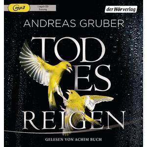 Buch, Achim - Todesreigen (MP3) - 1 MP3 CD