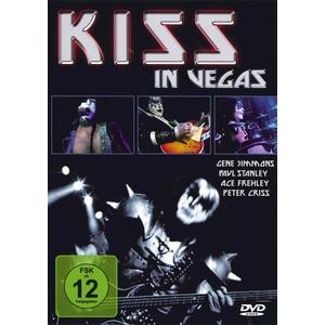 Kiss - Kiss In Vegas - 1 DVD