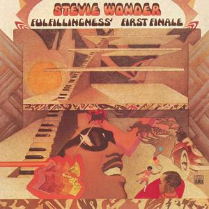 Wonder, Stevie - Fulfillingness' First Fina - 1 CD