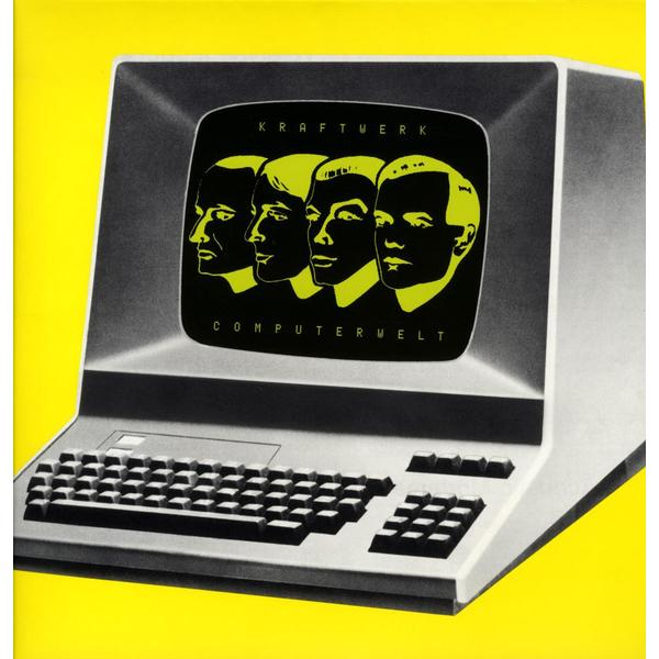 Kraftwerk - Computerwelt (Remaster) - 1 LP