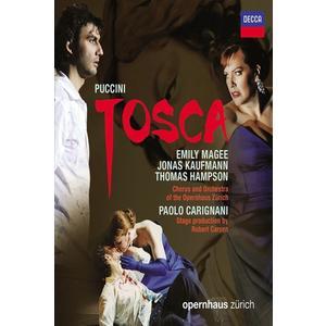Kaufmann, Jonas / Hampson, Thomas - Tosca - 1 BR