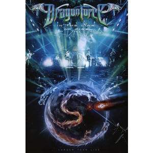 Dragonforce - In The Line Of Fire - Live In Japan 2014 - 1 DVD
