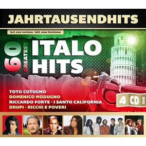 Various - Jahrtausendhits - 60 Greatest Italo Hits - 4 CD