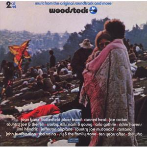 Various - Woodstock Vol. 1 / OST - 2 CD