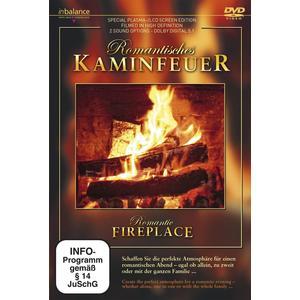 Various - Romantisches Kaminfeuer - Filmed In HD - 1 DVD