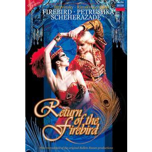 Various - Return Of The Firebird - 1 DVD