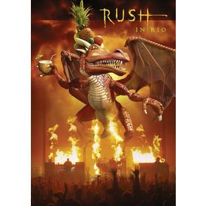 Rush - Rush - In Rio [2 DVD] - 1 DVD