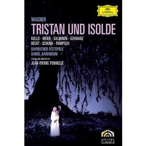 Barenboim / OBF - Tristan Und Isolde - 2 DVD