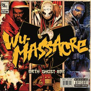Meth, Ghost & Rae - Wu Massacre - 1 CD
