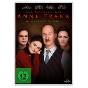 Lea Van Acken, Martina Gedeck, Ulrich Noethen - Das Tagebuch Der Anne Frank - 1 DVD