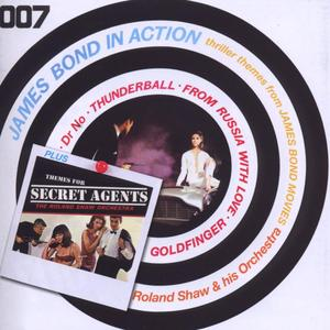 Various - James Bond In Action - 2 CD