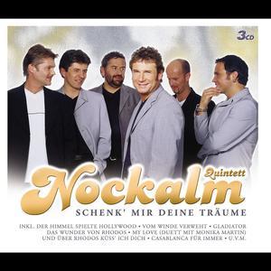Nockalm Quintett - Schenk' Mir Deine Träume - 3 CD