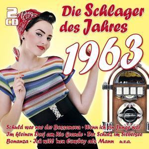 Various - Die Schlager Des Jahres 1963 - 2 CD