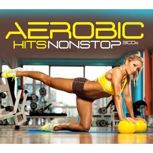 Various - Aerobic Hits Nonstop - 3 CD