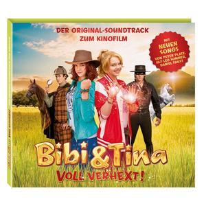 Bibi Und Tina - Soundtrack Zum Film: Voll Verhext - 1 CD