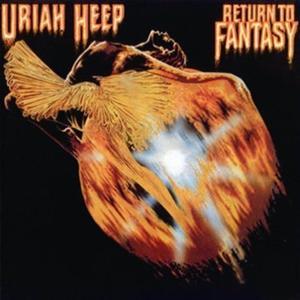 Uriah Heep - Return To Fantasy (180g) - 1 LP