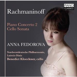 Fedorova,Anna - Klavierkonzert 2 / Cello Sonata - 1 CD
