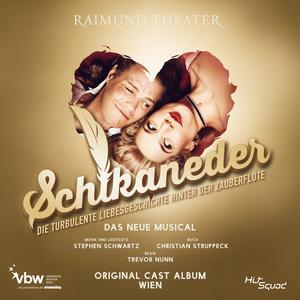 Seibert / Jovanovic / Cast Wien - Schikaneder (Original Cast Wien) - 2 CD