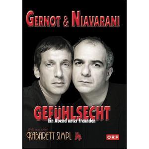Gernot & Niavarani - Gefühlsecht - 1 DVD
