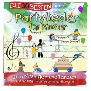 Die 30 Besten - 30 Besten Partylieder Für Kinder - 1 CD