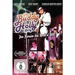 Busey, Gary / Stroud, Don - The Buddy Holly Story - 1 DVD