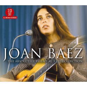 Baez, Joan - Absolutely Essential - 3 CD
