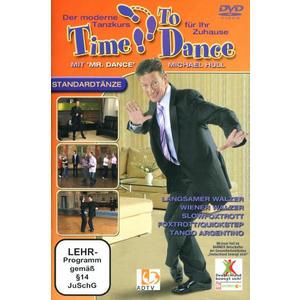 Hull, Michael - Time To Dance - Standardtänze - 1 DVD