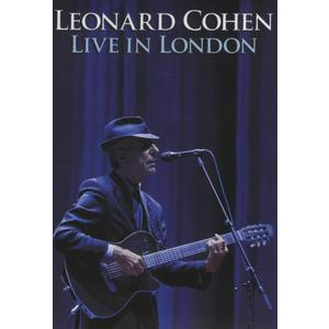 Cohen, Leonard - Live In London - 1 DVD