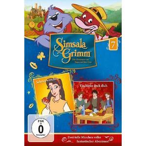 Simsla Grimm - 7 / Schneewittchen / Tischlein... - 1 DVD