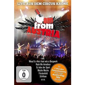 I Am From Austria - Live Aus Dem Circus Krone (DVD) - 1 DVD