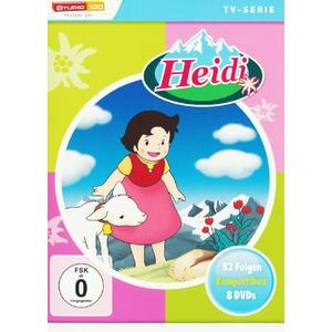Heidi - Heidi - Komplettbox [8 DVDs] - 8 DVD