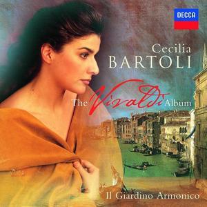Bartoli, Cecilia - Vivaldi Album - 1 CD
