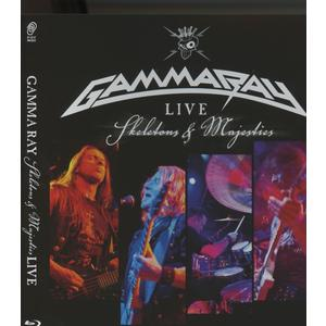 Gamma Ray - Live - Skeletons & Majesties - 1 BR