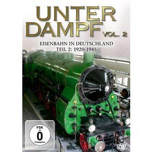 Special Interest - Unter Dampf 2-Eisenbahn In Deutschland 1920-1945 - 1 DVD